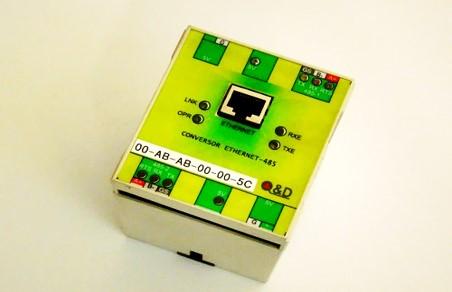 Conversor Ethernet - 485