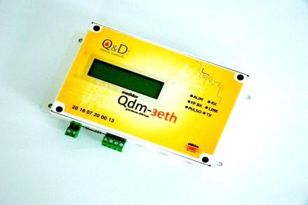 Medidor de energia QDM-E3TH
