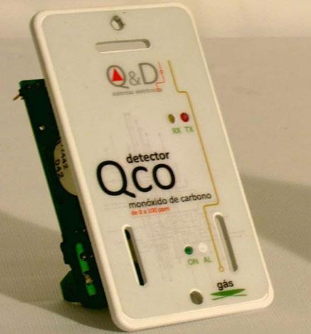 Detector de monóxido de carbono -Qco