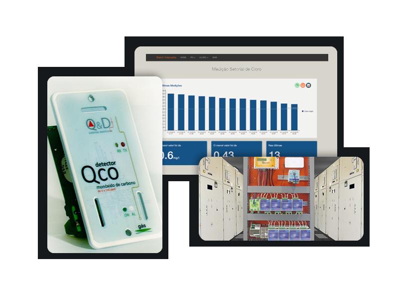 QeD Sistemas Eletrônicos