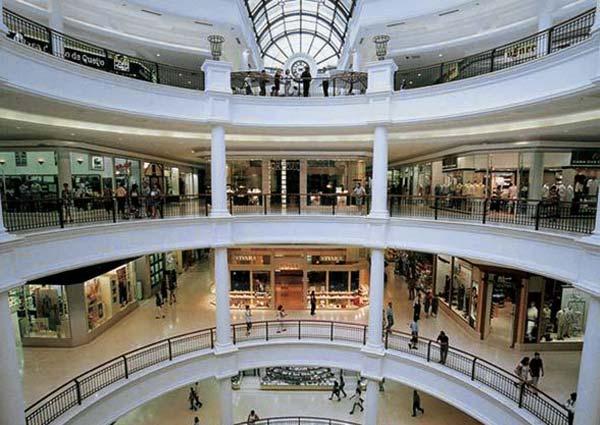 Projeto no Shopping Pátio Higienópolis